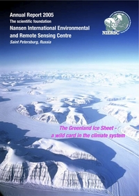 NIERSC Annual Report 2005 Front Page
