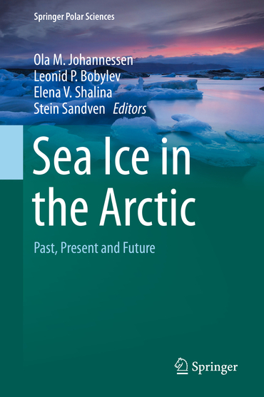 Cover: Sea Ice in the Arctic - Past, Present and Future.