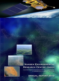 Nansen Environmental Research Centre (India) Annual Report 2010 Front Page