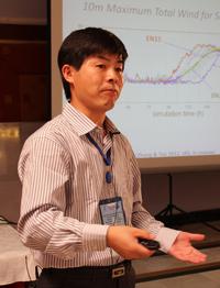 Professor Fuqing Zhang: (Penn State)
