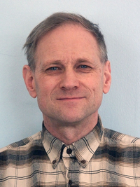 Managing director Stein Sandven