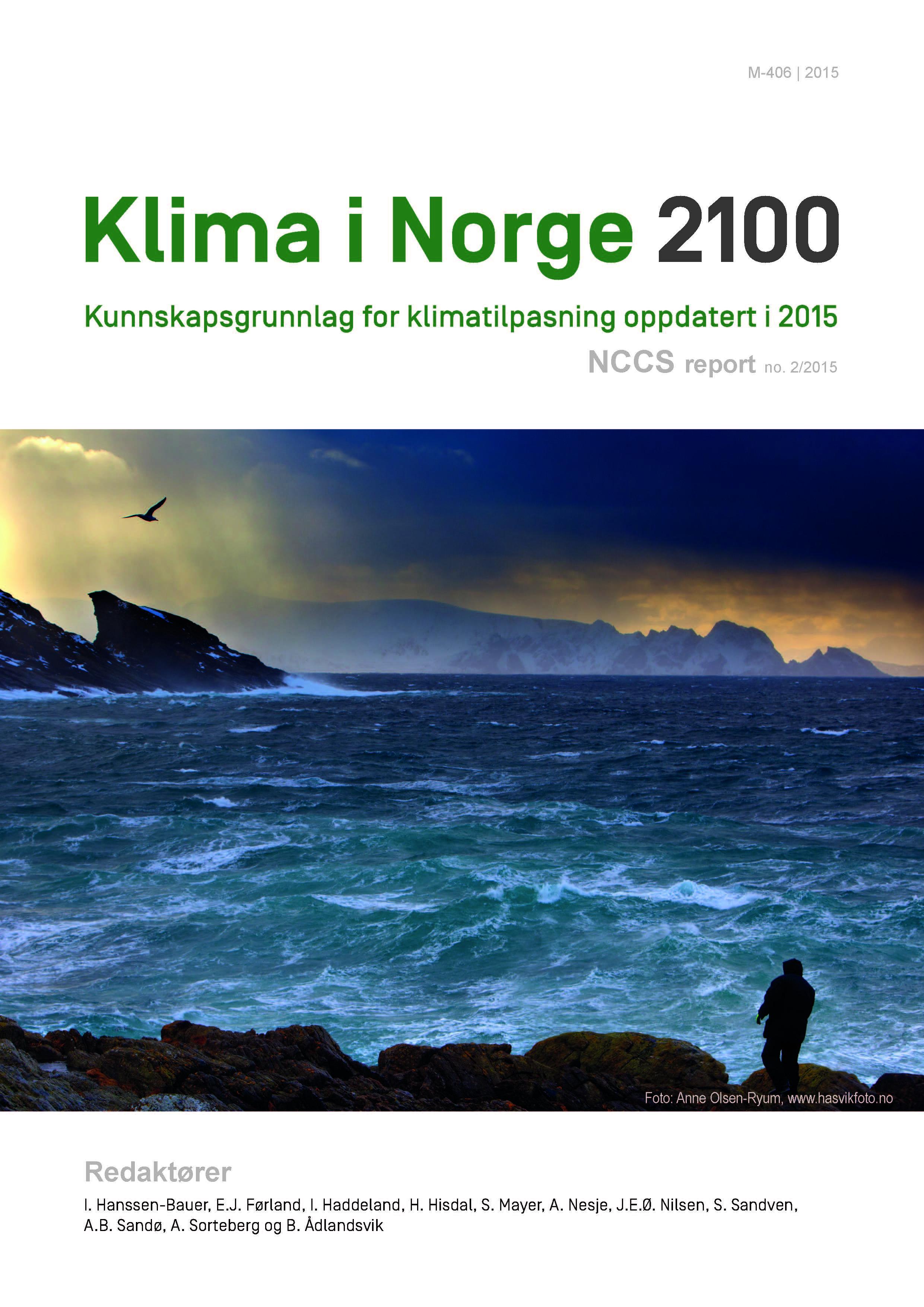 Klima i Norge 2100